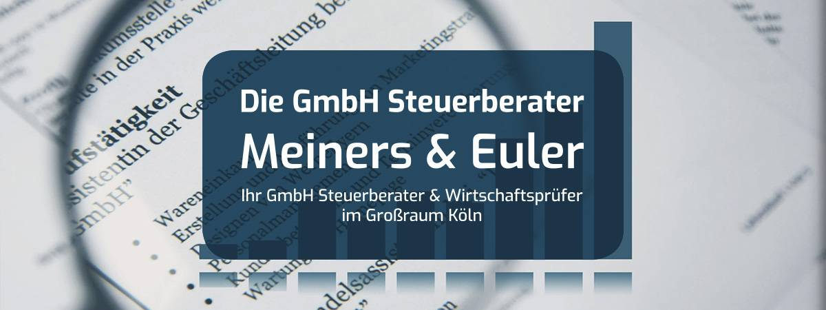 Steuerberater für GmbHs Dormagen: GmbH Wirtschaftsprüfung, Unternehmensberatung, Betriebsprüfungen